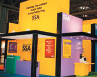SSA Case Study - Computers in Manufacturing Exhibition Campaign - Click here to read this case study